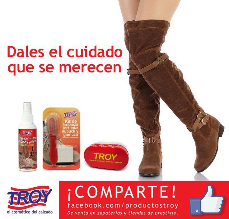 Tip para PROTEGER tu #calzado de #gamuza.