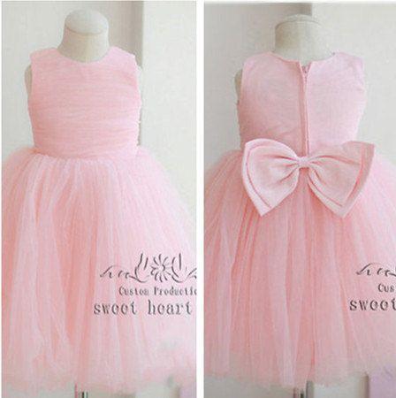 Blumenmädchen Kleid Junior Brautjungfernkleider von sweetheartbabe