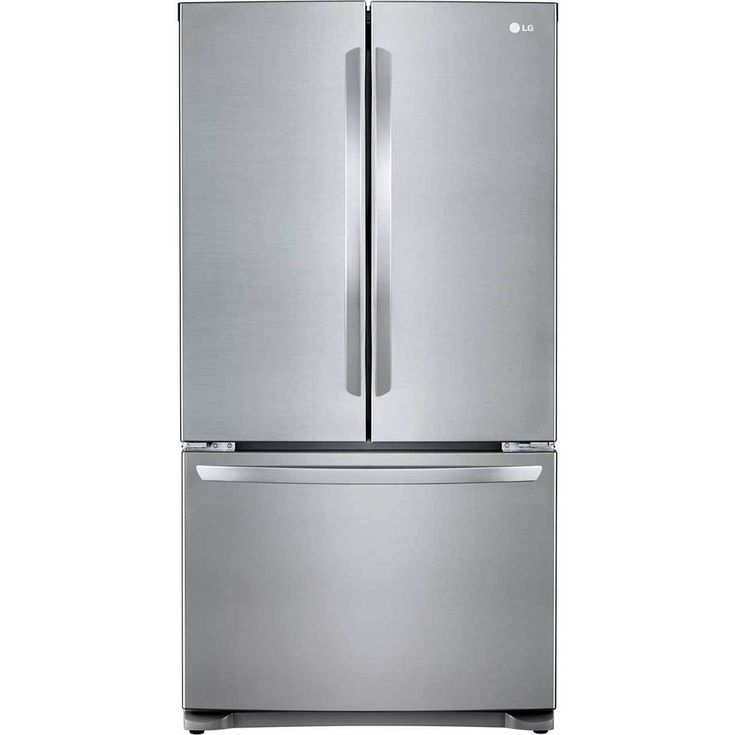 Best American Fridge Freezer Part - 33: LG GMB714PZXV 91cm Frost American Fridge Freezer Stainless Steel
