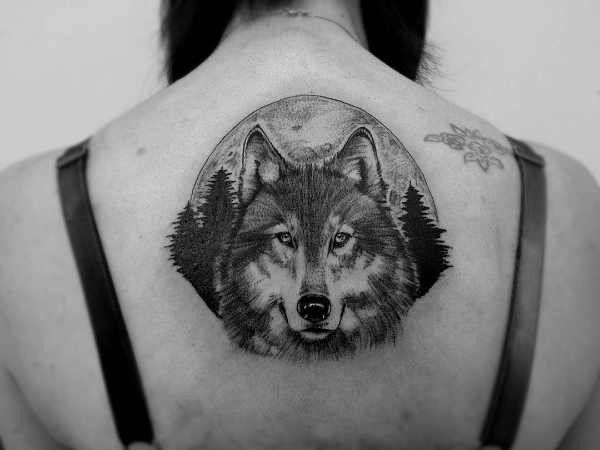 Maan Tattoo Betekenis 100 Inspirerende Tattoo Ideeën