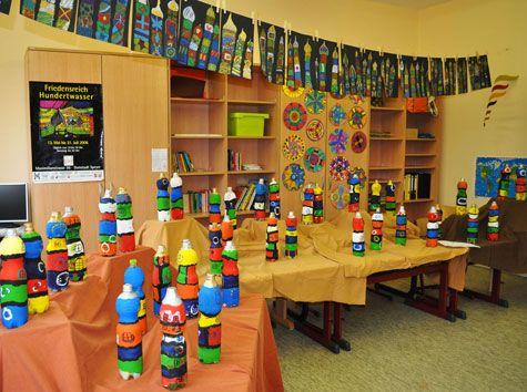 Best 25 hundertwasser ideas on pinterest environmental for Stuhl design kunstunterricht