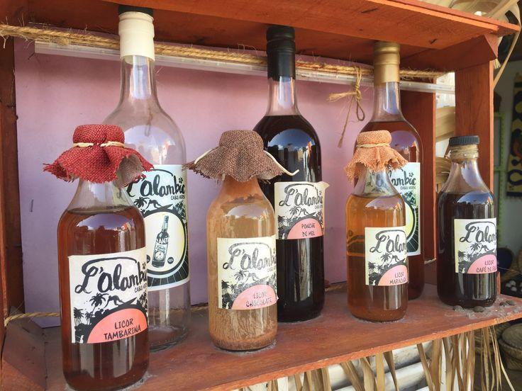 L'Alambic liqueurs