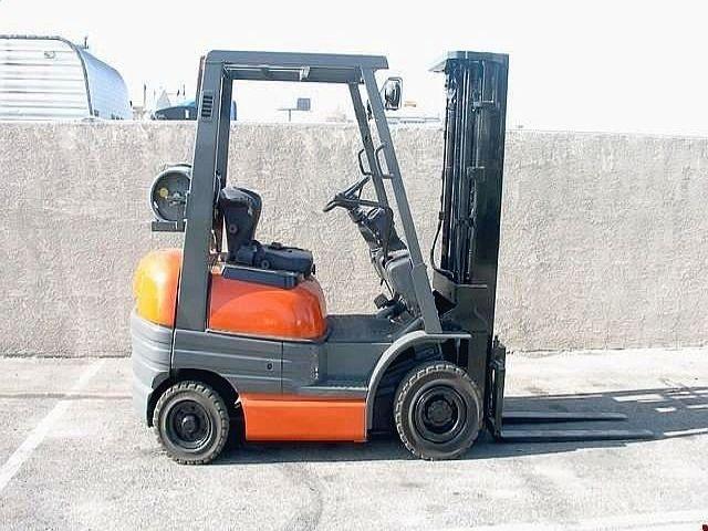 Forklift Mast Interlocking : Toyota mast forklifts http rockanddirt equipment