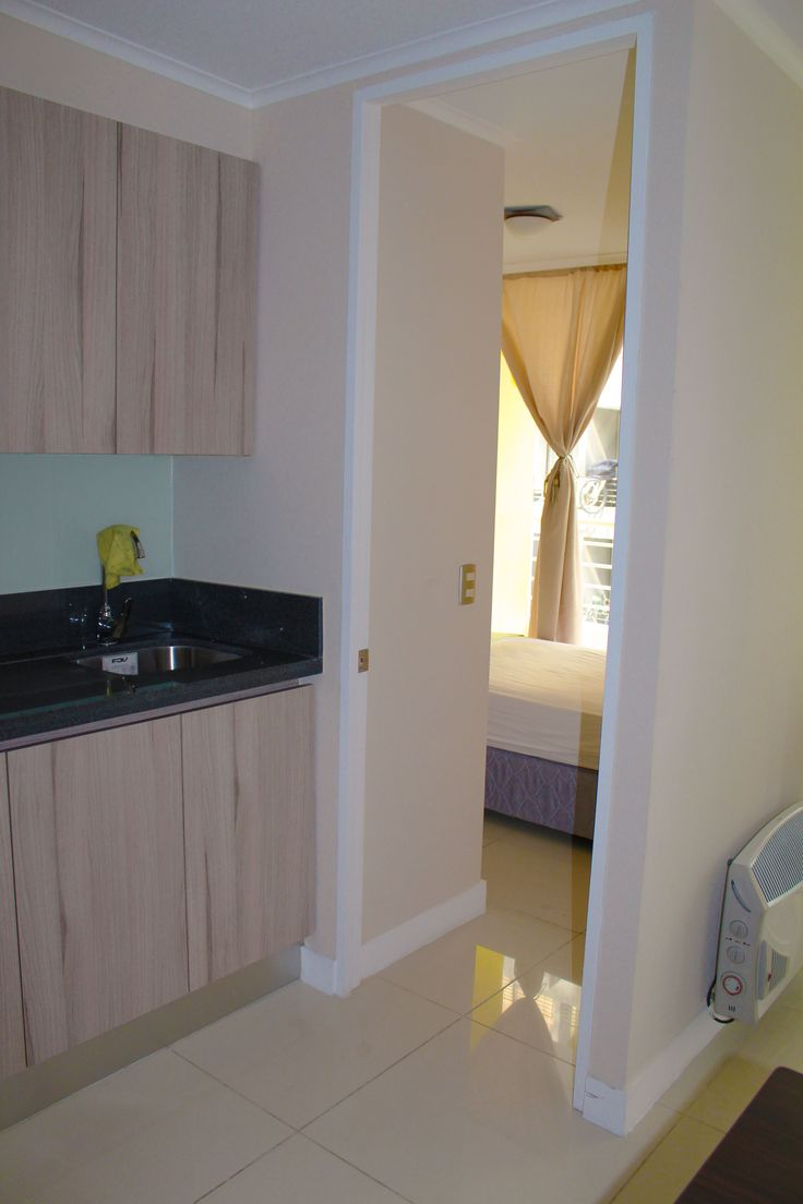 entry from the kitchen to the second dorm of the apartment we rent in Santiago de Chile. For more information visit www.internshipandtravel.cl or write us a mail to info@internshipandtravel.cl