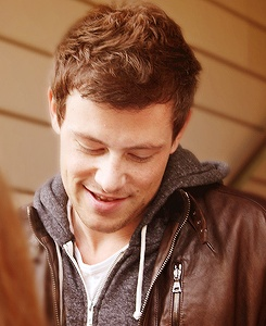 Cory Monteith. Why do I feel like my high school boyfriend just died? So bothered about this.