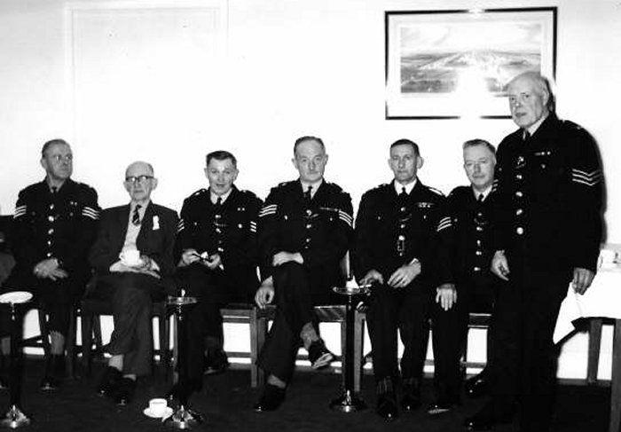 Civil Aviation Constabulary Sergeants