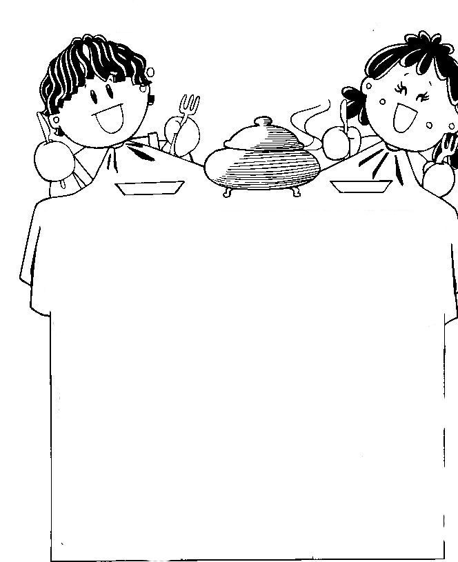 a menjar
