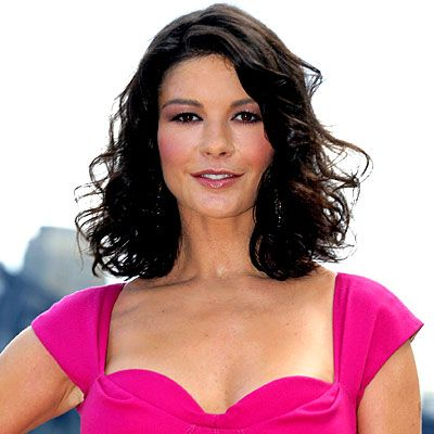"""Catherine Zeta Jones. Always typed as TW. You might rule out TW because of her warm """"overtone""""  but she has a cool """"undertone""""."""