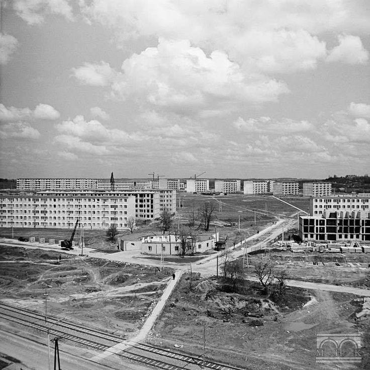 Osiedle Kazimierzowskie, Kraków, lata 60'
