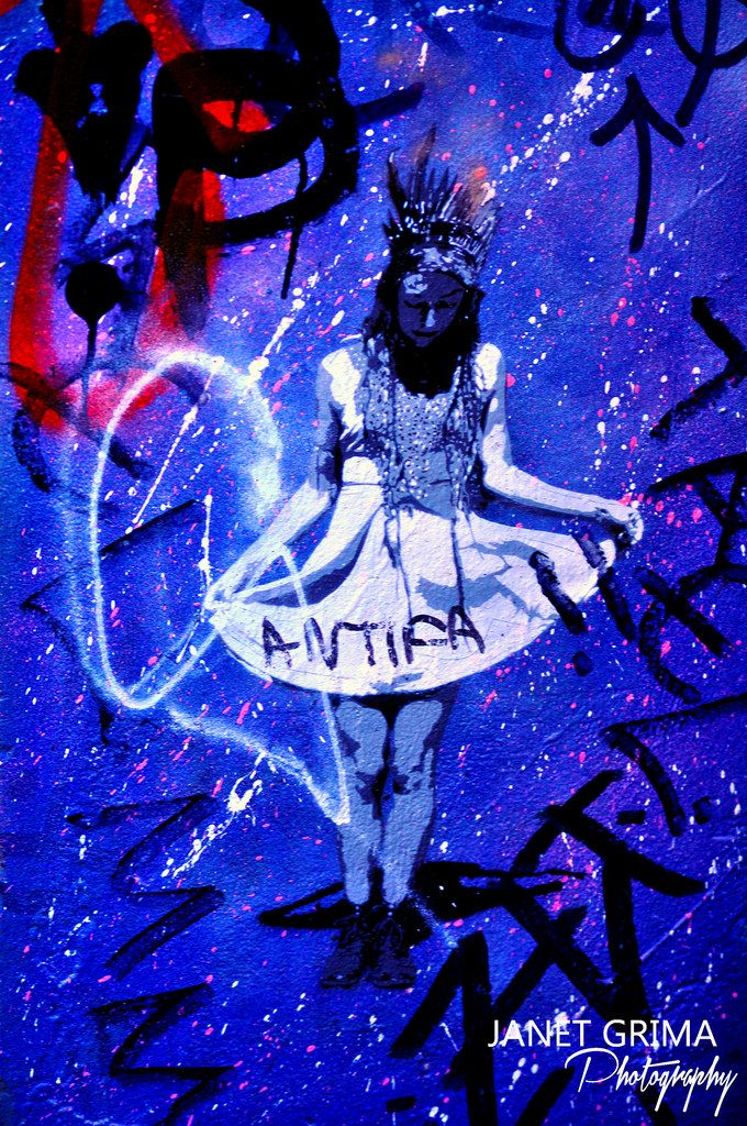 Graffiti Gal | by Janet Grima Photography