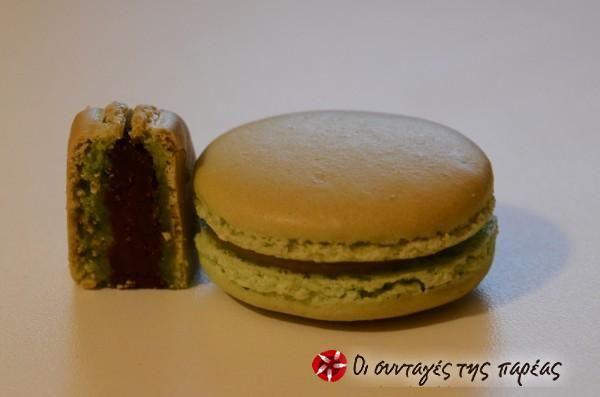 Αυθεντικά Γαλλικά Macaron (3 γεύσεις) #sintagespareas