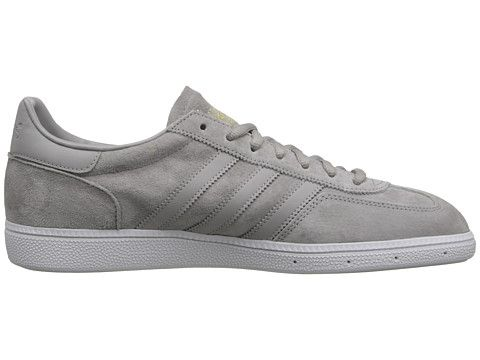 adidas Originals Spezial Mgh Solid Grey/Gold Metallic - Zappos.com Free  Shipping BOTH