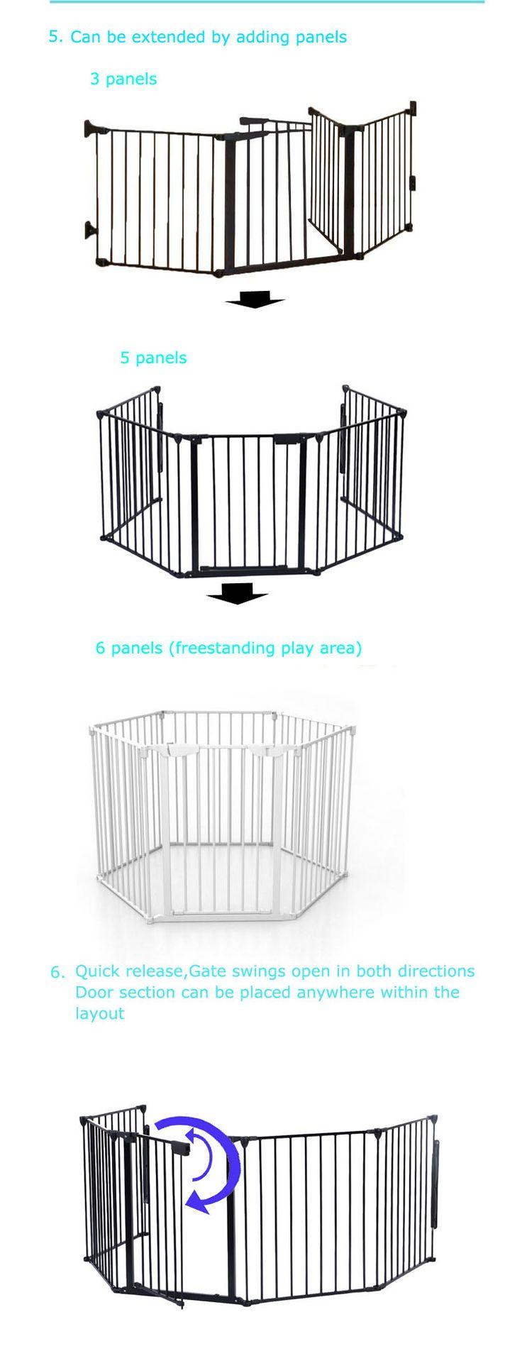 26 best baby child safety gate manufacturer pet safety door dog