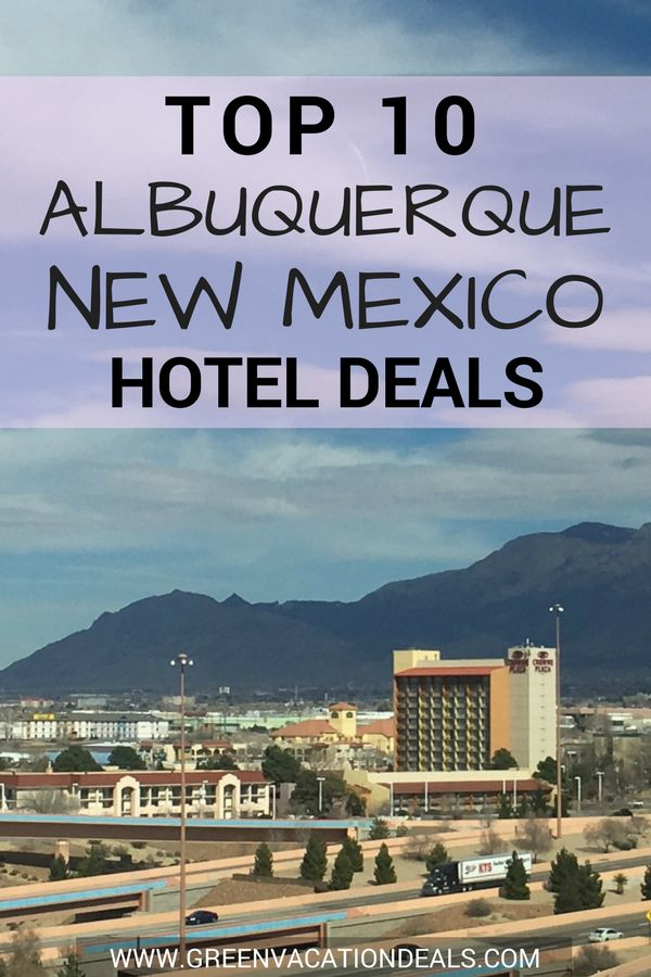 Albuquerque New Mexico Hotels - click to find out the Top 10 Albuquerque New Mexico Hotel Deals! Don't pay too much on your hotel stay in Albuquerque. New Mexico Travel Ideas | Budget Travel Tips | Albuquerque New Mexico Travel #Albuquerque #NewMexico #NM #OldTown #Sheraton #Airport #Wyndham #Doubletree #BestWestern #HotelDeals #VisitABQ #NewMexicoTRUE #nmtrue #TrueABQ #abqopenspace #travel #vacation #discount