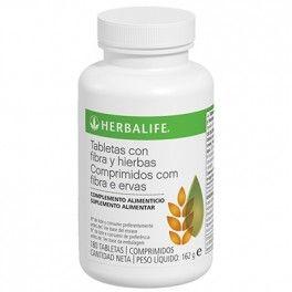 Fibra y Hierbas El Salvado y Hierbas de Herbalife puede ayudarle a aumentar su ingesta de fibra diaria.