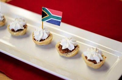 South African Mini Banana Caramel Pies (Banoffee)