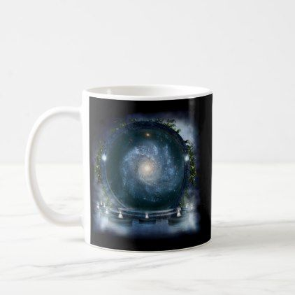 Magic Galaxy Portal Classic Mug  $16.00  by FantasyCandy  - custom gift idea