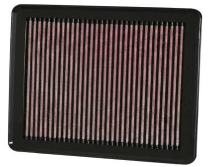 K&N 08 Honda Accord 3.5L V6 Drop In Air Filter
