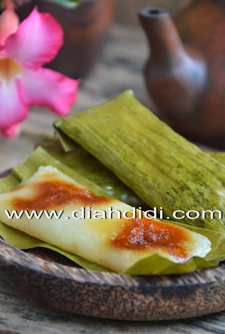 Diah Didi's Kitchen: Lemet Singkong