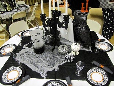 Witches Night Out - relief society halloween activity
