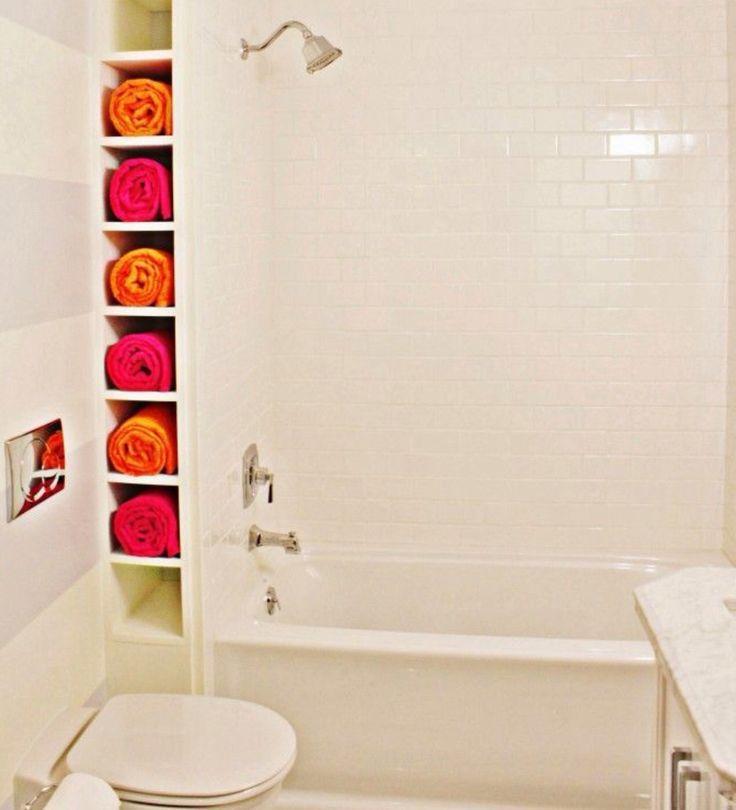 Best Small Bathroom Ideas Images On Pinterest Barn Wood - Fall bath towels for small bathroom ideas