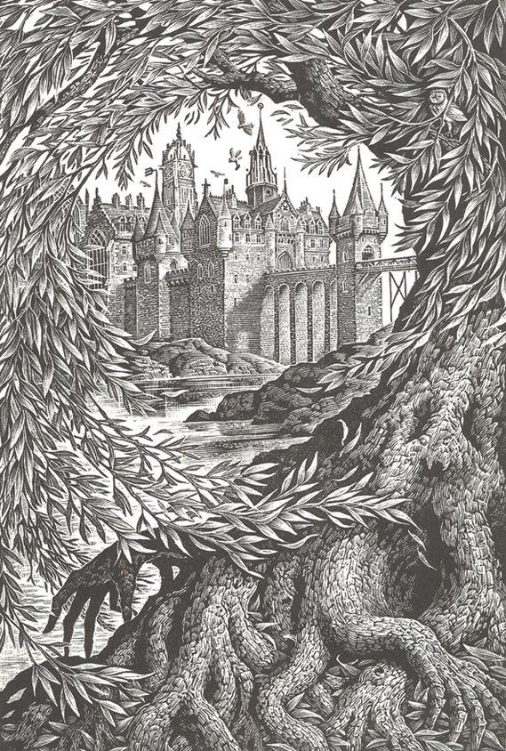Harry Potter cover art