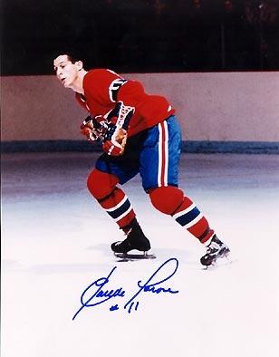 Claude Larose : En 10 saisons avec les Canadiens, il a remporté cinq coupes Stanley et inscrit 117 buts et 123 passes pour 240 points en 529 matchs. Il a réalisé cinq campagnes de 20 buts et plus et a pris part au match des étoiles à quatre reprises. De 1983 à 1989 ainsi qu'en 1991-1992, il a agit comme assistant-entraîneur avec les Whalers de Hartford et est depuis plusieurs années recruteur au sein de cette même organisation, transférée en Caroline.