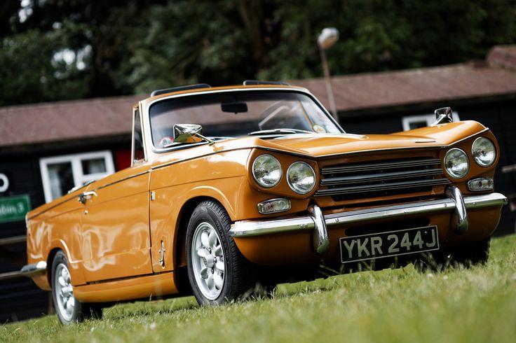1968 Triumph Vitésse 6