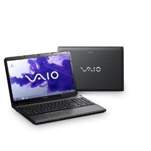 Sony VAIO SVE1511M1EB.CEK 15.5-inch Laptop (Black) - (Intel Core i5 2.5GHz Processor, 4GB RAM, 640GB HDD, Windows 7 Edition Home Premium) by Sony at the Computer Mods UK