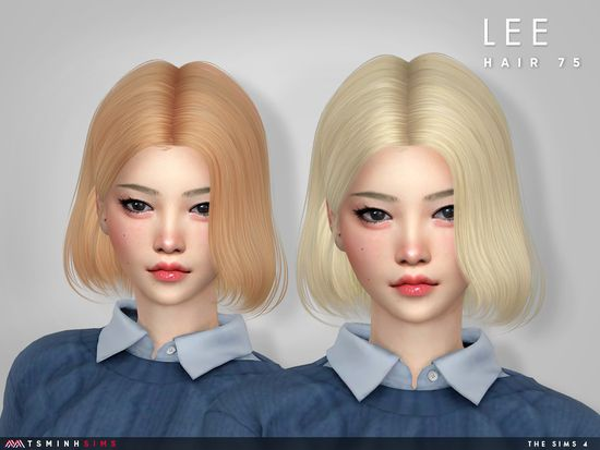 Female Hairstyle Found In Tsr Category Sims 4 Female Hairstyles Sims Hair Womens Hairstyles Hairstyle