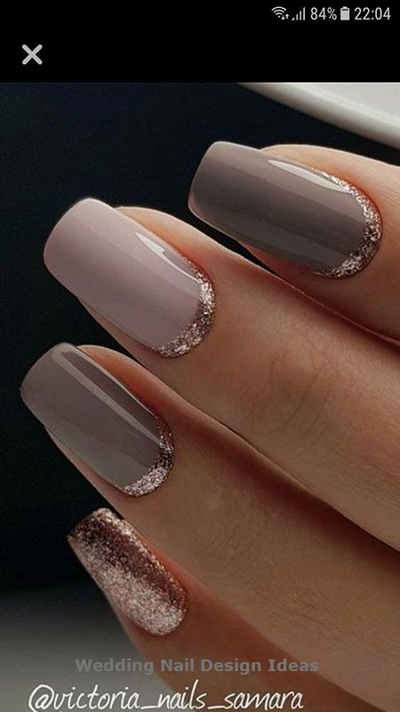 49 NATÜRLICH ELEGANTE NAILSDESIGNS FÜR … – Wedding Nail Arts for Brides