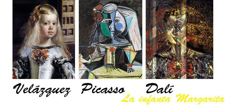 Tres genios para la Infanta Margarita, las meninas de Velázquez ...
