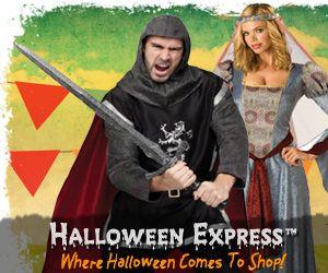 halloween express facebook