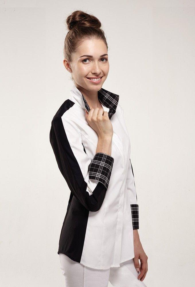 Asmar Noir Show Shirt – Willow Equestrian - online tack store