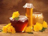 Recept na voňavý pampeliškový med