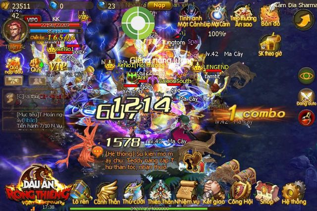 Trải nghiệm Dấu Ấn Rồng Thiêng ngày ra mắt: Đông, đẹp và đã tay - http://www.iviteen.com/trai-nghiem-dau-an-rong-thieng-ngay-ra-mat-dong-dep-va-da-tay/ Dấu Ấn Rồng Thiêng – Tựa game MMORPG này hiện đang đem lại thành công hiếm hoi cho dòng game đề tài Châu Âu tại Việt Nam.  #iviteen #newgenearation #ivietteen #toivietteen