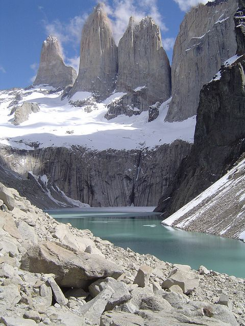 Torres del Paine (by Say Hueque Tours in Argentina, via Flickr)