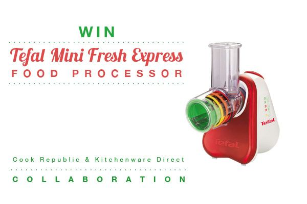 Win Tefal Mini Express Processor - in Australia!!Kitchy Stuff, Grater Hard, Hard Cheese, Finding Experiments, Express Processor, Carrots, Food Processor, Cooking Republic, Deco Delight