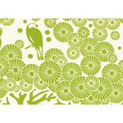 Surface Art Mikko Lime | Childrens Home Decorating Fabric | Fabrics to Inspire - Kelani Fabric