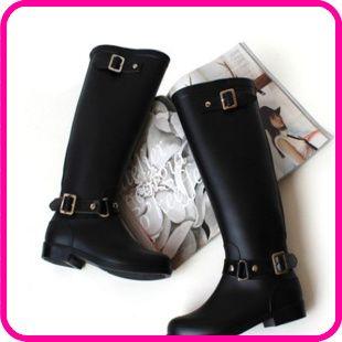 motorfiets stijl laarzen vrouwen flats 2014 top nieuwe mode lente femme gratis verzending laarzen toevallige schoenen rubber haar botas