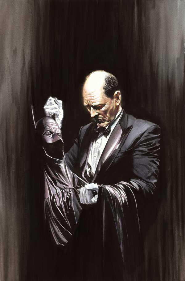 Batman's death, Alex Ross