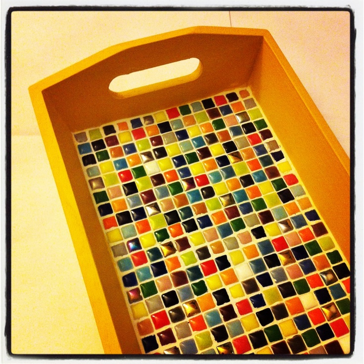 1000 Images About Leftover Mosaic Wall Tile Ideas On
