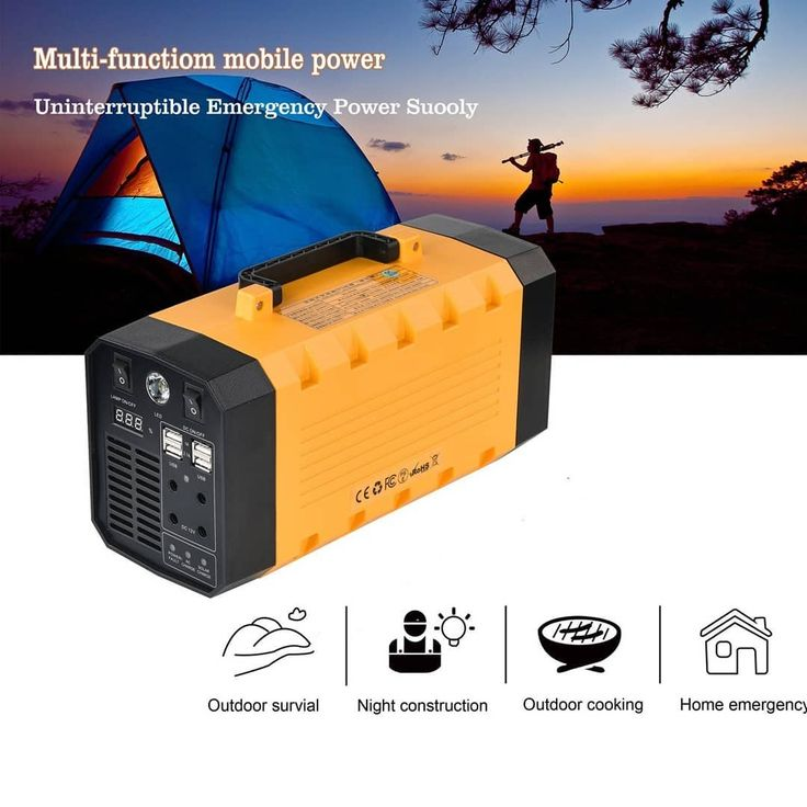 500W Portable Generator Power Inverter LNSLNM 288Wh/90000mAh Camping CPAP Battery Backup Home Power Source Charged by Solar Panel/Wall Outlet/Car with Dual 110V AC Outlet 4 DC 12V Ports USB Ports  Click the link in my bio to view full review.  #powerbank #phonecharger #portablecharger #phoneaccessories #cellphone #smartphone #charger #accessories #generator #powerinverter #solarpanel #camping #battery #inverter