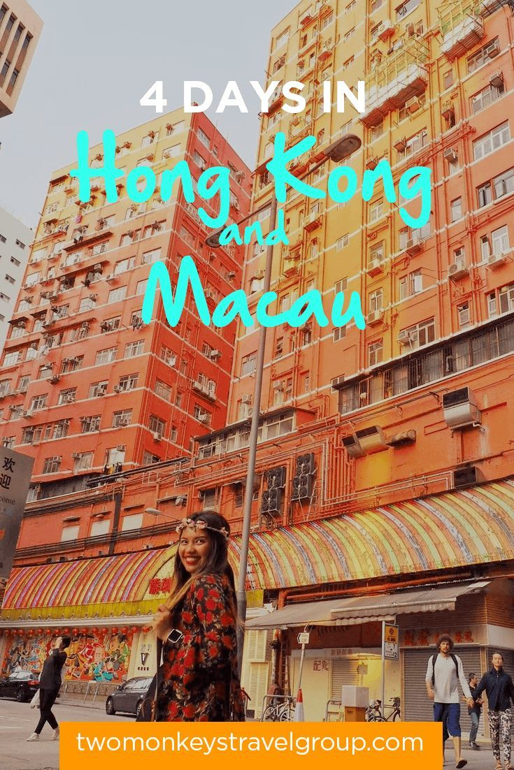4 Days in Hong Kong & Macau - Itinerary, Travel Costs & Tips