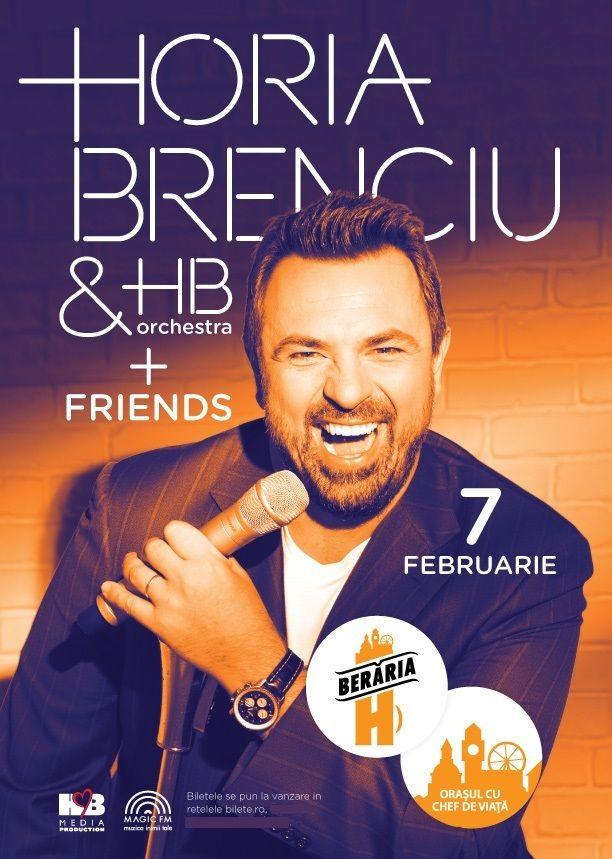 Horia Brenciu & HB Orchestra Live