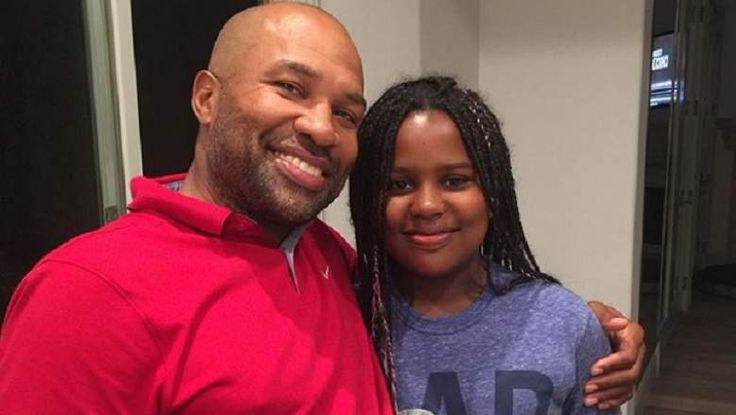 Derek Fisher's Daughter Tatum With Ex-Wife Candace | INFO News Media