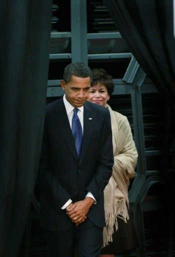 "Breaking: Obama Administration Hid Secret Meetings With Iran From Israel. The Obama Administration was just busted again selling out our ally, Israel.  Valerie Jarrett, also known as ""Obama's Brain"", has been meeting surreptitiously, behind the backs of Congress, behind the backs of Israel, with representatives of Iran's supreme leader, Ali Khamenei.  The meetings have been going on for months."