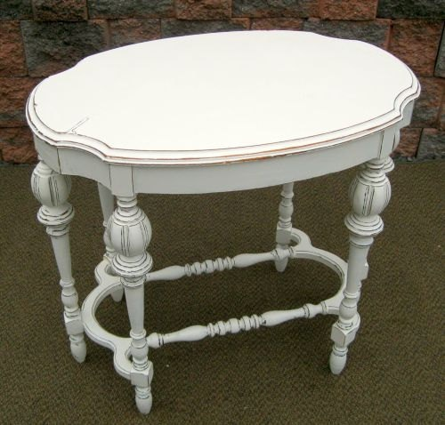 AWESOME Chic French White Shabby Occasional Foyer Table by picks4u   545 00. 125 best Shabby Chic Furniture   This is What We Do  images on