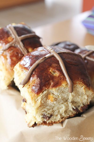 Hot Cross Buns | The Wooden Spoons
