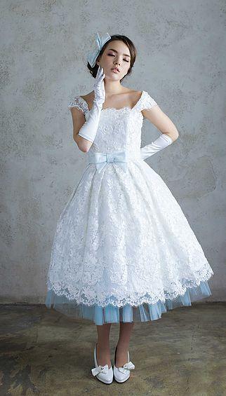 SPOSA KYOTO 2016 Wedding Dress |Bridal|スポサ京都 オーダーメイドドレス